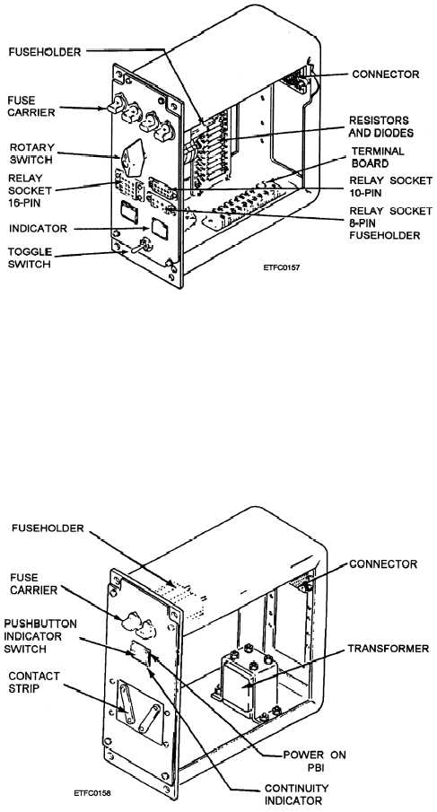 relay tester assembly